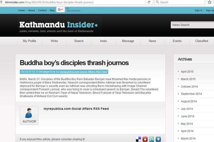ktminsider bbs disciples thrash journos